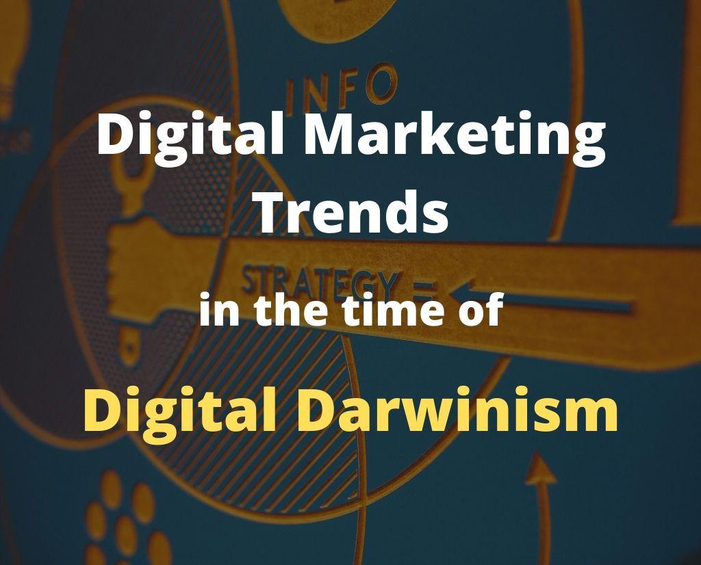 Trends on Digital Marketing on the Time of Digital Darwinism