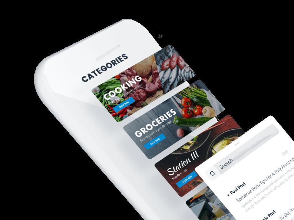 Navalca Bay - Mobile App